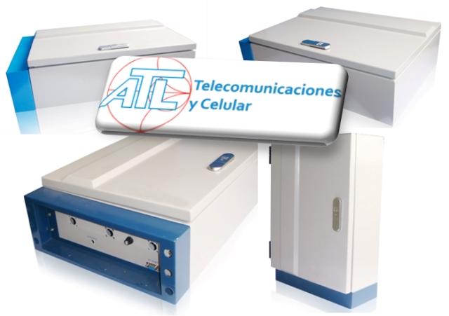 Familia de Repetidores de ATL Telecomunicaciones