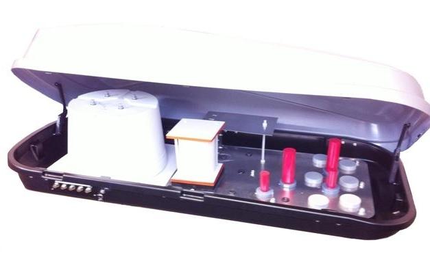 Sistema de antenas camufladas en arcón