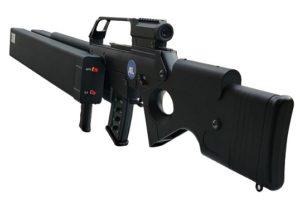 Fusil Inhibidor anti drones C-RPAS