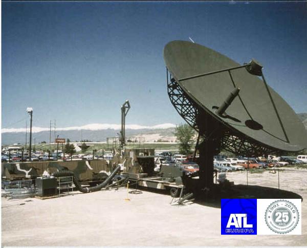 Venta de antenas militares