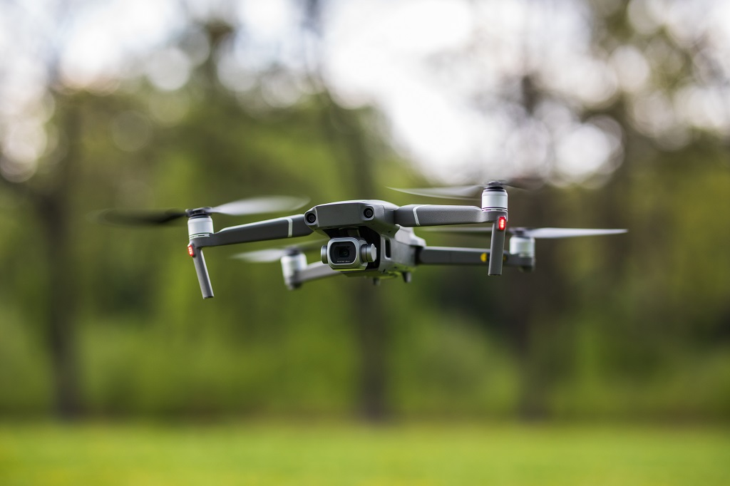 usos alternativos para drones