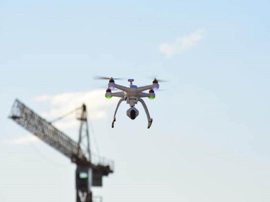 drones en la seguridad privada