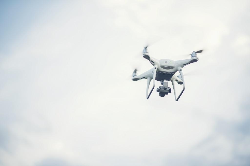 usos alternativos de los drones